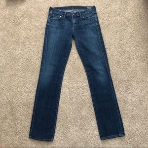 CoH Ava Low Rise Straight Leg Jeans